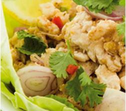 31. Laab Kai ( Chicken Salad )