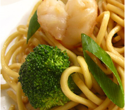 95. Chow Mein ( Chinese Stir fried Egg Noodle )